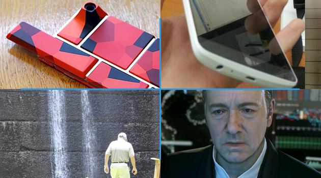 Engadget Daily: Google's modular smartphone, Kevin Spacey stars in COD, and more!
