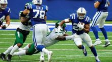 Colts defence, Rivers come up big as Colts ground Jets 36-7