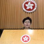 Hong Kong Legislature to Reopen as Police Say Bomb Detonated in Escalating Violence