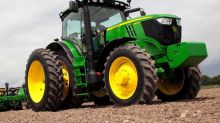 Deere says farmers are apprehensive and scaling back big purchases