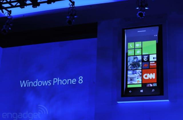 Relive the Windows Phone 8 'sneak peek': Developer Summit video now streaming