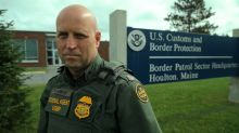 Asylum seekers crossing back to the U.S. illegally