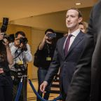 Zuckerberg's EU visit highlights stark difference between Europe and U.S.