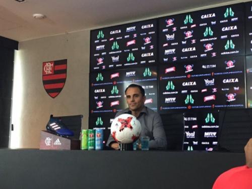 Rodrigo Caetano sobre arbitragem: 'Superou qualquer tipo de tolerância'