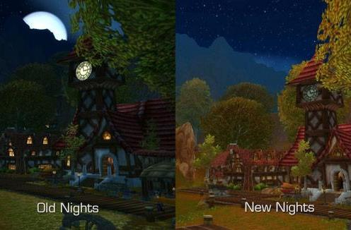 Warlords of Draenor: Nights may get darker