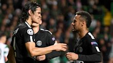 Emery hints at PSG penalty rotation for Neymar and Cavani