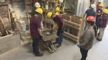 Skills Camp shows students career options in trades