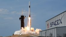 SpaceX capsule carrying NASA astronauts slated for August 2 return
