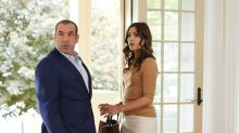 'Suits' Postmortem: Carly Pope On Louis's New Friend