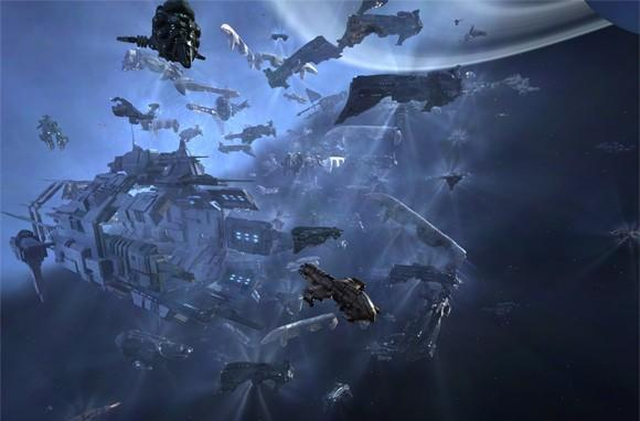 The music of EVE Online now available on iTunes