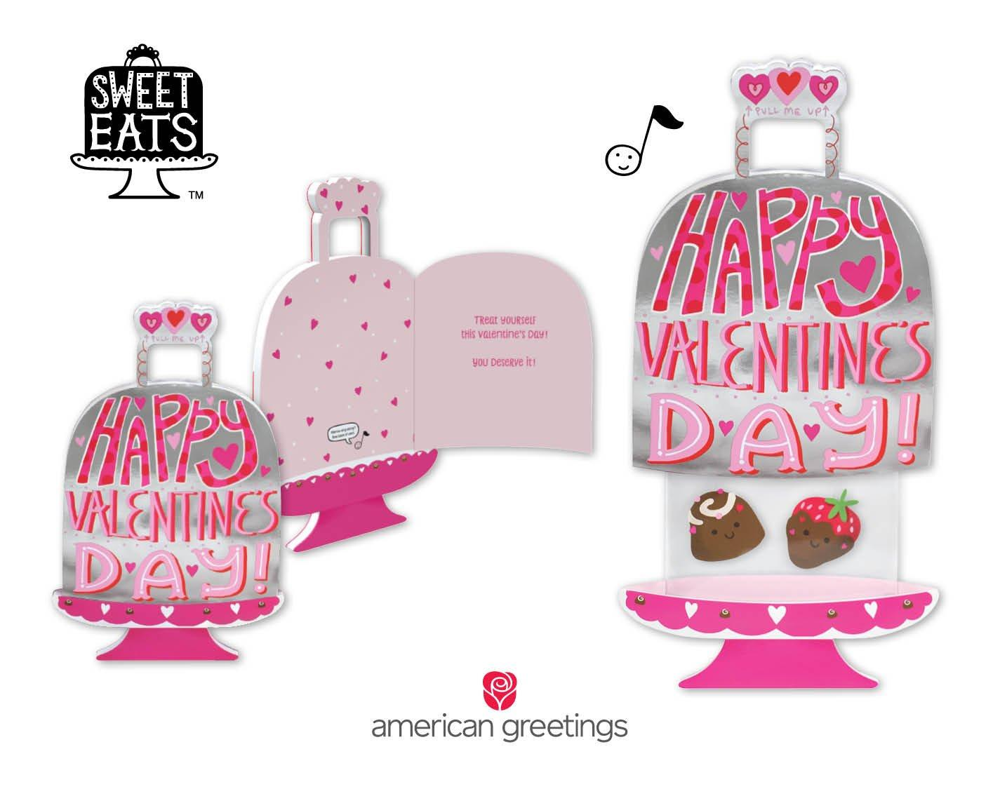 Make Their Valentines Day Delicious With New Sweet Eatstm Cards