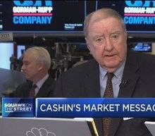 Art Cashin: 3-percent level on 10-Year is like touching t...