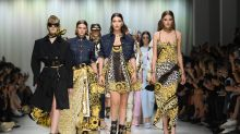 Every Look From The Incredible Versace SS18 Collection
