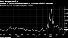 An $18 Billion Debt ETF Powers Revamp of VIX-Like Rates Gauge