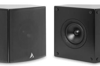 Atlantic Technology's 1400 SR-z speakers aim for the high notes