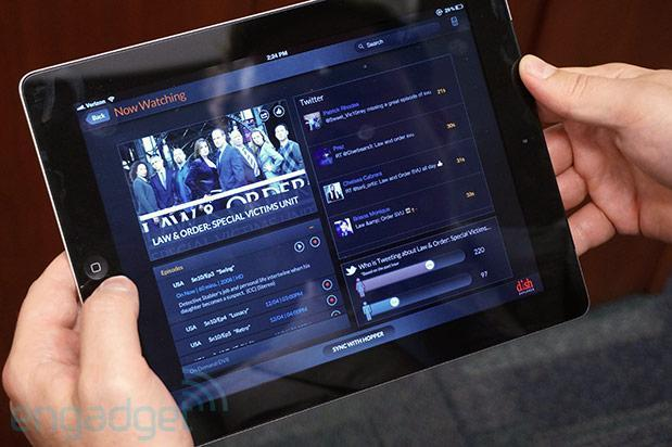 Dish Explorer is a second-screen solution for satellite subscribers, we go hands-on (video)