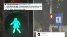 Aditya Thackeray Puts Women on Mumbai Traffic Lights for Gender Equality, Leaves Twitter Divided