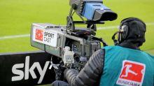 Sky sichert sich wohl TV-Pakete der Fußball-Bundesliga