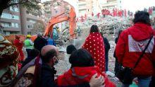 Séisme en Turquie et en Grèce: le bilan s'élève désormais à49morts