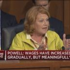 Sen. Heitkamp to Fed's Powell: Frustrated with short-term...
