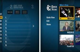 Cablevision lets viewers watch 9 channels at once with new iO TV Quick Views