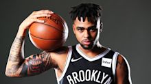 NBA Stock Watch: D'Angelo Russell rising, Carmelo Anthony falling