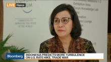 Indonesia's Finance Minister Says Growth Is Healthy Enough