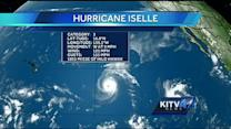 Iselle followed by Tropical Storm Julio