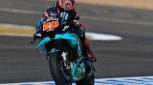 Moto - Moto GP - Espagne - Moto GP: Fabio Quartararo décroche la pole position devant Maverick Vinales et Marc Marquez