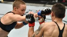 Rose Namajunas and Jessica Andrade take UFC 251 Fight of the Night bonus