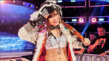 WWE star Kairi Sane has hand-foot-and-mouth disease — here's what that means