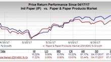 International Paper Hits 52-Week High on Growth Prospects