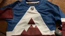 Avalanche's Stadium Series jersey might have been leaked