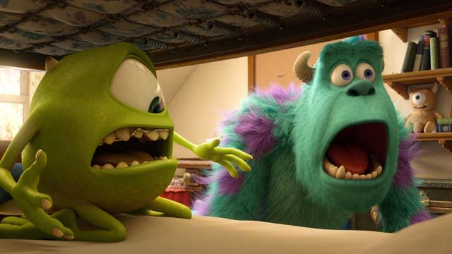 'Monsters University' Clip: First Morning
