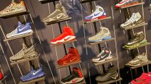 Nike Inventory Glut Worries Goldman, As Amazon Mulls Athletic Run