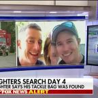 Missing firefighter's tackle bag found floating off Florida coast