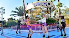 This California Botanical Garden Is Turning Into a Disco Roller Rink for the Rest of Summer