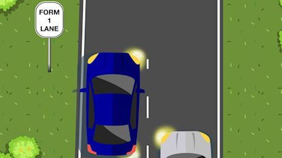 Drivers less than serious responses to road rule quiz