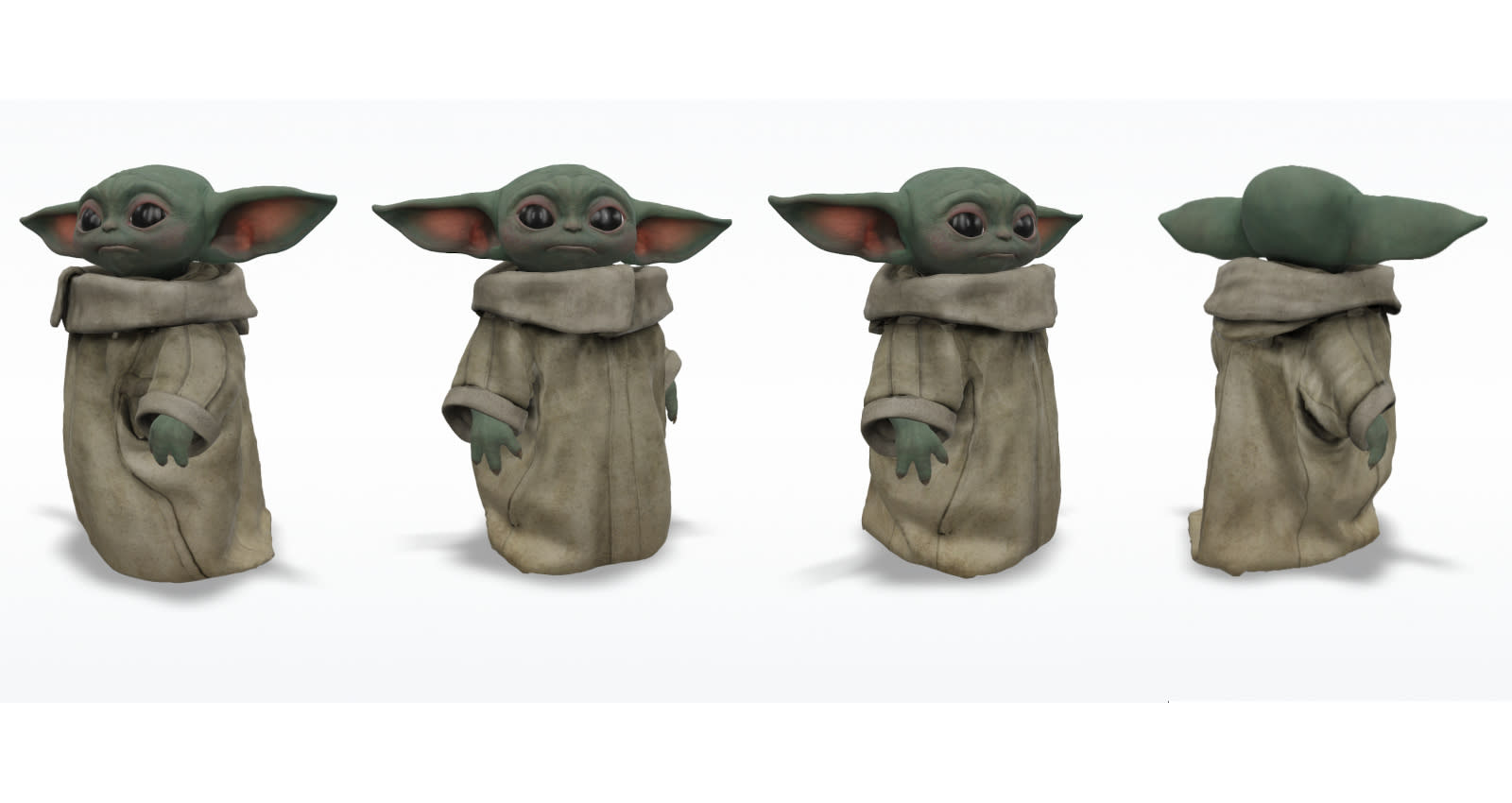 Google adds 'The Mandalorian's' Grogu as a 3D object on Search | Engadget