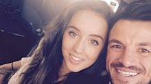 Peter Andre Thought Emily MacDonagh Would Leave Him When His Brother Died