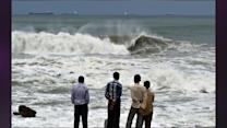 Red Alert Issued As Cyclone Bears Down On India's East Coast