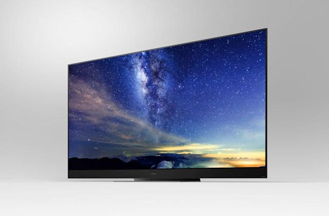 Panasonic's GZ2000 4K OLED TV is for color accuracy fanatics