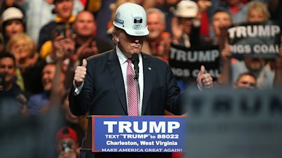 President Trump's losing, lonely fight to save coal