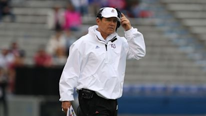 Les Miles placed on leave after disturbing report