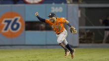 Jose Altuve's gift brings young fan to tears at Disney World