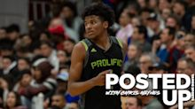 Posted Up: Sports agent Aaron Goodwin on the importance of the Jalen Green decision