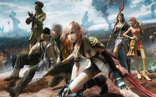 Microsoft is adding 10 'Final Fantasy' games to Xbox Game Pass