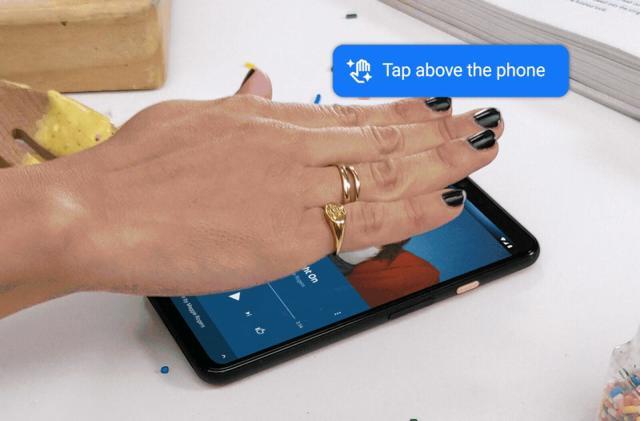 Google explains the complex tech behind the Pixel 4's gesture radar