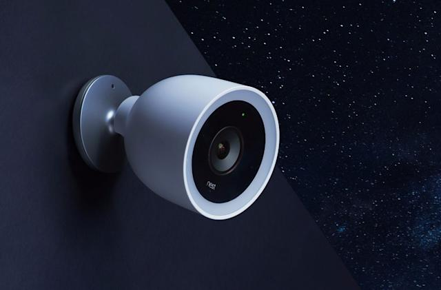 Nest's outdoor Cam IQ brings facial recognition to your backyard