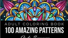 16 Coloring Books That Will Give Your Anxiety a Much-Needed Break